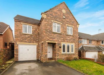 Thumbnail 4 bed detached house for sale in Spencers Way, Harrogate