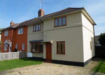 Thumbnail 3 bed semi-detached house to rent in Orton Avenue, Woodston, Peterborough