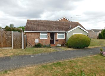 Thumbnail 2 bed detached bungalow for sale in Delius Close, Stowmarket, Suffolk