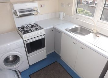 Thumbnail 3 bed flat to rent in Stansted Road, Southsea