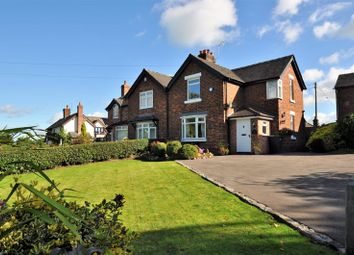 Thumbnail 2 bed semi-detached house to rent in Newcastle Road North, Brereton, Sandbach