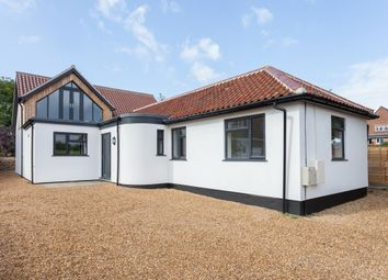 Thumbnail 4 bedroom detached house for sale in Wells Road, Walsingham