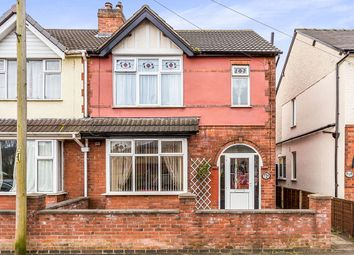Thumbnail 3 bed semi-detached house for sale in Owen Street, Coalville