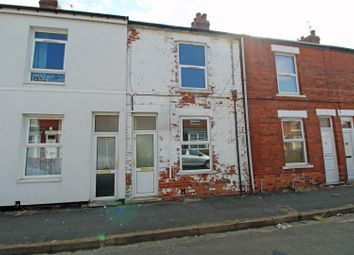 Thumbnail 2 bed end terrace house for sale in Dale Street, Scunthorpe