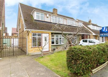Thumbnail 3 bedroom semi-detached house for sale in Wiltshire Avenue, Hornchurch