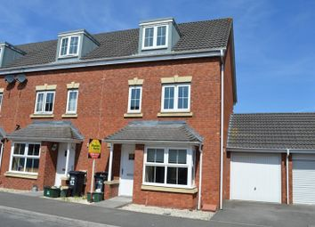 Thumbnail 4 bed property for sale in Careys Way, Weston-Super-Mare