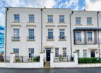 4 bed town house for sale in Hercules Road, Sherford, Plymouth PL9