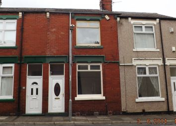 Thumbnail 2 bed terraced house to rent in Powell Street, Elwick Road, Hartlepool