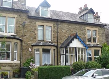4 bed terraced house for sale in Crowestones, Buxton, Derbyshire SK17