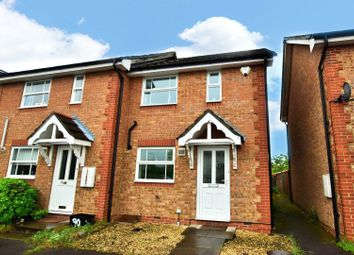 Thumbnail 2 bedroom end terrace house for sale in Donaldson Way, Woodley, Reading, Berkshire