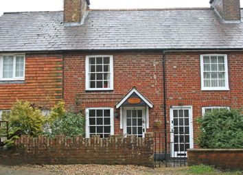 Thumbnail 3 bed terraced house to rent in Spring Cottages, Horsham Road, Holmwood, Dorking