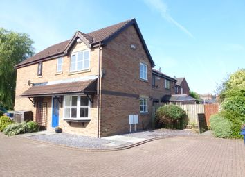 Thumbnail 2 bed semi-detached house for sale in Woburn Green, Leyland