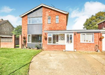 Thumbnail 4 bed link-detached house for sale in Sheldrick Place, Dereham