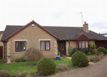 Thumbnail 3 bed detached bungalow for sale in Jeyes Close, Moulton, Northampton