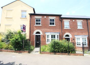 Thumbnail 3 bed terraced house for sale in Cazeneuve Street, Rochester, Kent