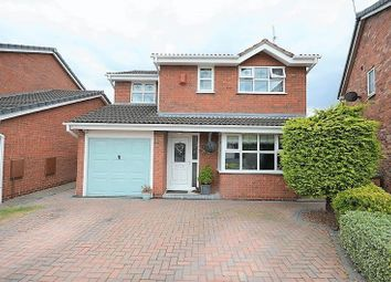 Thumbnail 4 bed detached house for sale in 5 Wellcroft Close, Crewe
