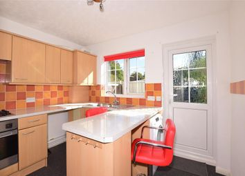 Thumbnail 1 bed maisonette for sale in Temple Gardens, Rochester, Kent