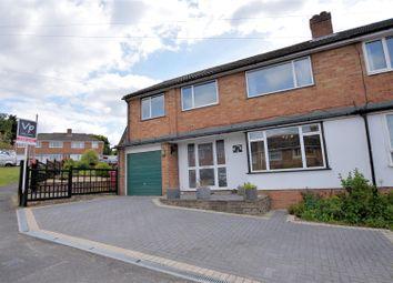 5 bed semi-detached house for sale in Elmstone Drive, Tilehurst, Reading RG31