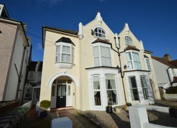Thumbnail 1 bed flat for sale in Woodville Road, Bexhill-On-Sea