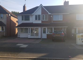 Thumbnail 3 bed terraced house to rent in Grindleford Road, Great Barr