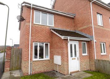 Thumbnail 2 bed semi-detached house to rent in Half Acre Court, Caerphilly