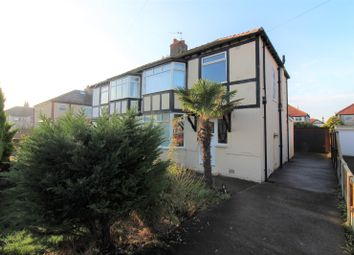 Thumbnail 3 bed semi-detached house to rent in Norfolk Avenue, Cleveleys