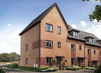 "Thumbnail 4 bed property for sale in ""The Arden"" at Botley Road, Curbridge"