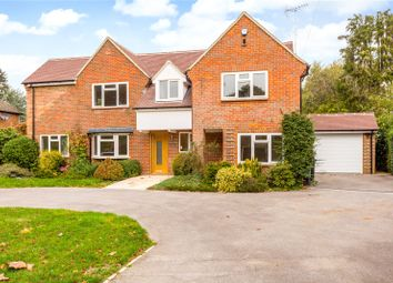 Thumbnail 5 bed detached house for sale in Clevehurst Close, Stoke Poges, Buckinghamshire