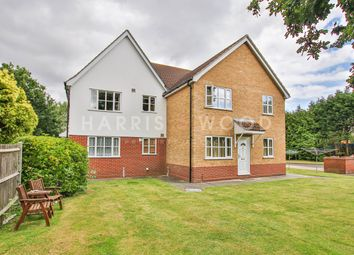 Thumbnail 2 bed flat for sale in Glenway Close, Great Horkesley, Colchester