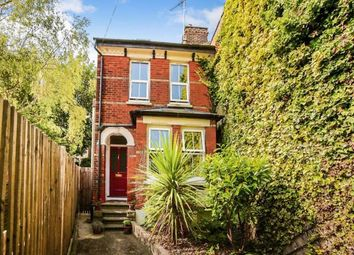 Thumbnail 2 bedroom end terrace house for sale in Clive Road, Rochester, Kent, England