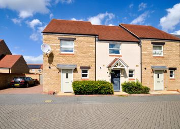 Thumbnail 2 bed terraced house for sale in Kempton Close, Chesterton, Bicester