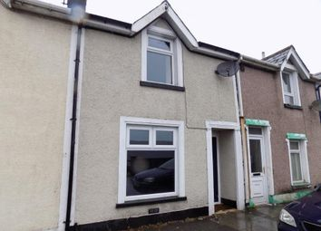 Thumbnail 2 bed terraced house to rent in Harcourt Terrace, Tredegar