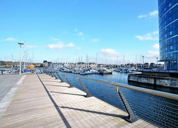 Thumbnail 2 bedroom flat for sale in Chatham Quays, Dock Head Road, St. Marys Island, Chatham