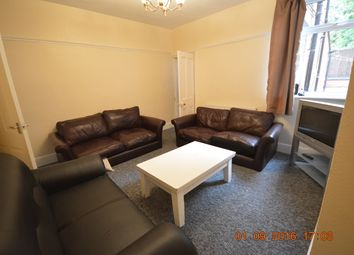 Thumbnail 4 bed terraced house to rent in Ripon Street Stoneygate, Leicester