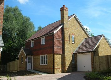 Thumbnail 4 bed detached house to rent in Greyhound Chase, Singleton, Ashford