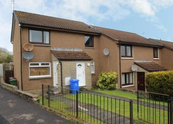 Thumbnail 2 bed flat for sale in Wishart Drive, Stirling, Stirlingshire