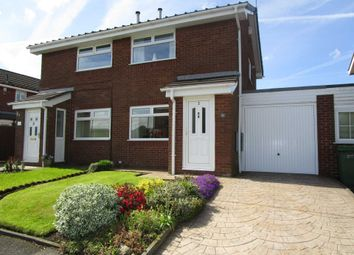 Thumbnail 2 bed semi-detached house for sale in Bullcote Green, Royton, Oldham