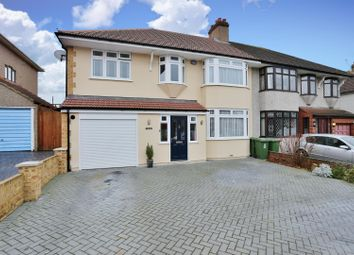 Thumbnail 5 bed semi-detached house for sale in Little Heath Road, Bexleyheath