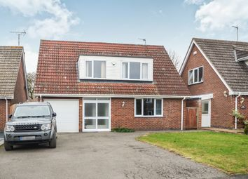Thumbnail 3 bed detached bungalow for sale in Manor Drive, Stretton On Dunsmore, Rugby
