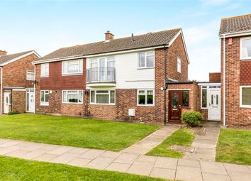 Thumbnail 3 bed semi-detached house for sale in Chichester Close, Gosport