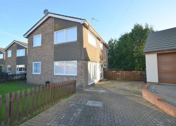Thumbnail 4 bed detached house for sale in Dean Court, Lydney
