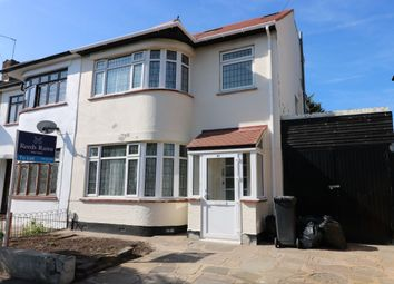 Thumbnail 4 bed semi-detached house to rent in Woodbridge Road, Barking