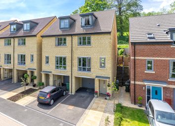 Thumbnail 4 bed semi-detached house for sale in Bowbridge Wharf, Stroud