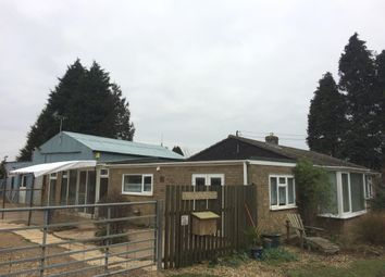 Thumbnail 3 bed detached bungalow for sale in Cranesgate South, Holbeach St. Johns, Spalding