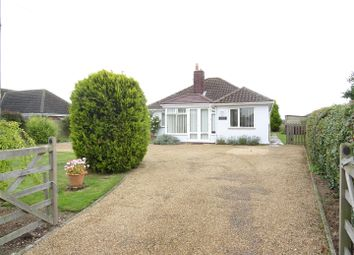 Thumbnail 3 bed detached bungalow for sale in Offton Road, Ringshall, Stowmarket