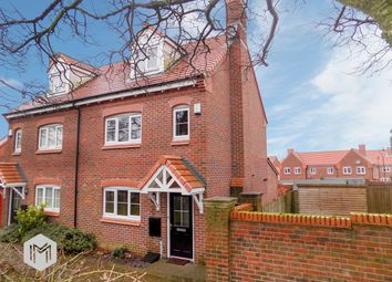 Thumbnail 4 bed semi-detached house for sale in Sampson Close, Chorley