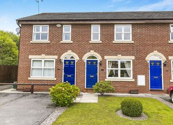 Thumbnail 2 bed terraced house for sale in Thurston Road, Saltney, Chester