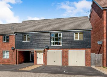 Thumbnail 2 bedroom property for sale in Lime Close, Red Lodge, Bury St. Edmunds