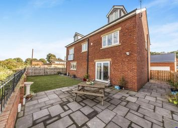 Thumbnail 5 bed detached house for sale in Rosebay Court, West Cornforth, Durham