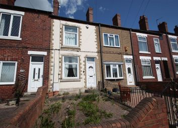 Thumbnail 2 bed terraced house for sale in Featherstone Lane, Featherstone, Pontefract